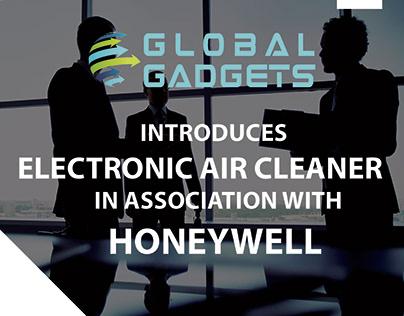 Global Gadgets Honeywell Flyer