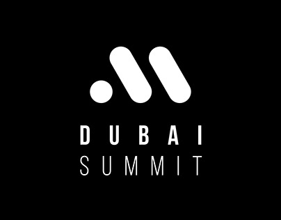 Dubai summit Logo Design