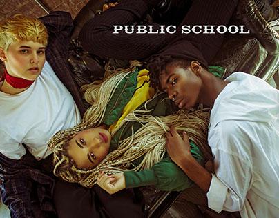 Public School Ad Campaign