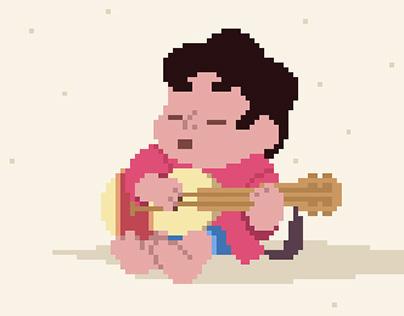 Pixel Steven Universe - New Intro