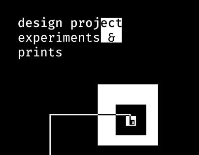 ///experiments&prints