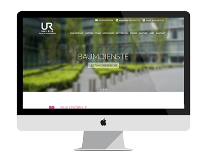Uwe Ries Website