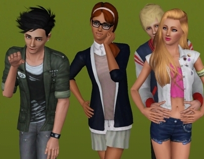 The Sims 3: University Life Let's Play