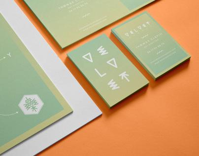 Velvet Agency - Brand Identity System