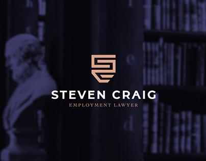 Brand Identity | Steven Craig Employment Lawyer