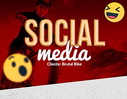 Social Media Brutal Bike