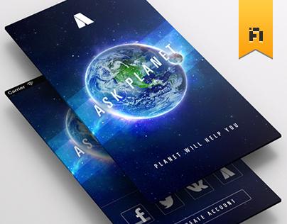 AskPlanet app (2013)