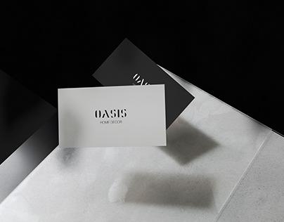 Oasis logo design | Graphic Design
