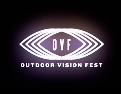 Outdoor Vision Fest Logo