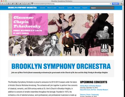Brooklyn Symphony Orchestra