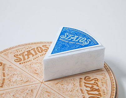 Staios Cheese Packaging