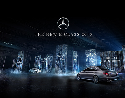 Mercedes Benz - The New E Launch Event