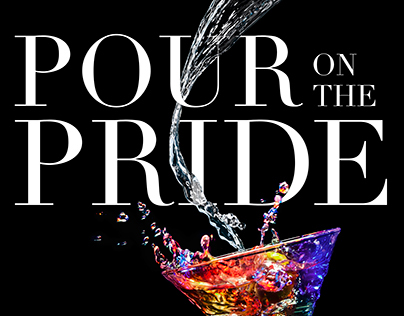 Three Olives Vodka — Pride Poster 2015