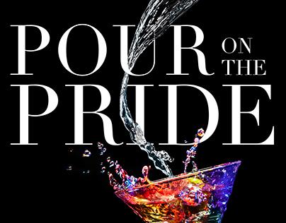 Three Olives Vodka — Pride Poster 2015