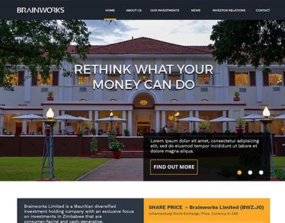 Brainworks Capital - Website