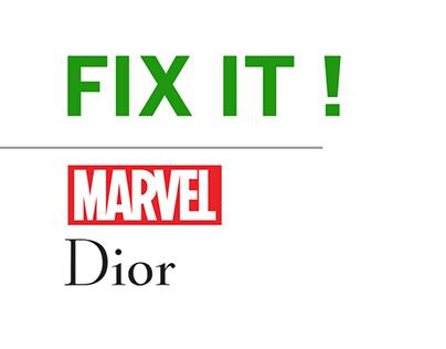 FIX IT !
