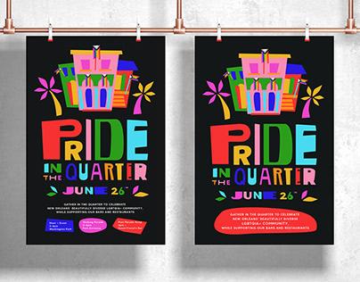 Pride in the Quarter