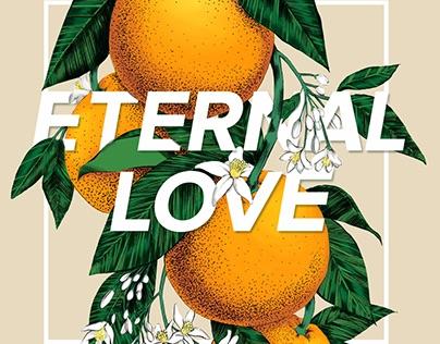 Eternal Love - Orange Blossom