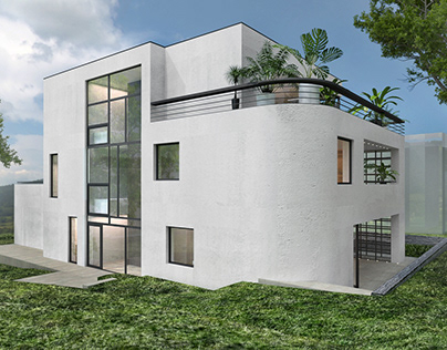 3 flat house | Bp II. district
