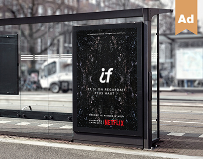 ☾ NETFLIX // ADVERTISING