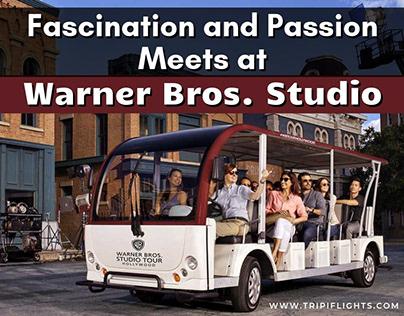 Fascination and Passion Meets at Warner Bros. Studio