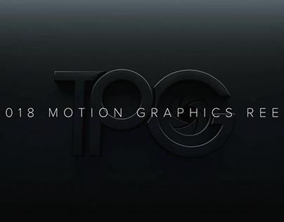 TPG Motion Graphics Reel