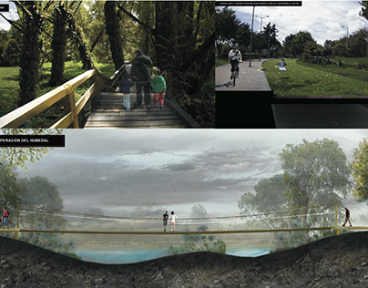 Bogota City of Water // Clase Proyecto urbano