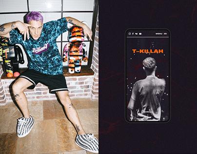 T-KILLAH — Website