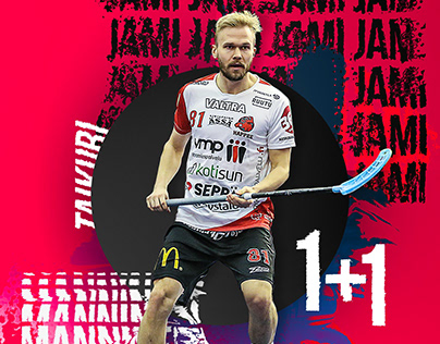 Floorball Artwork