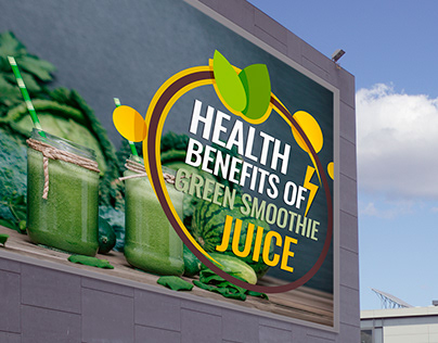 Fruit Juice Banner | Daily UI