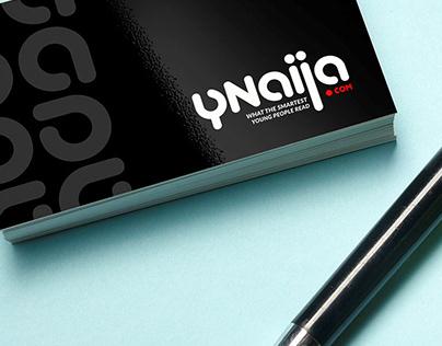 BRAND IDENTITY- YNaija.com