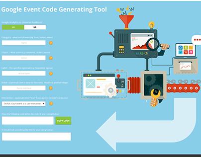 Google Event Code Generating Tool