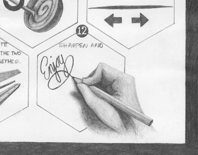 The Art of Pencils