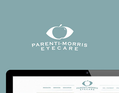 Parenti-Morris Brand/Website Design