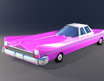 Pink Gadillac