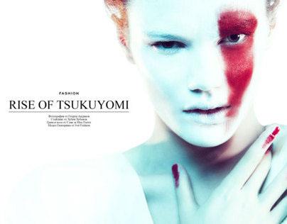 """RISE OF TSUKUYOMI"" for 12mag.net"
