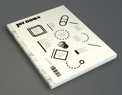 Jot Down nº3, Contemporary Culture Mag