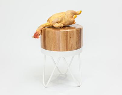 SOC SOCA Multiuse table / stool