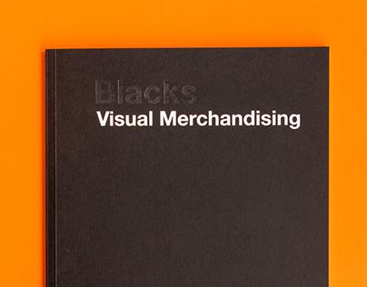 Blacks Visual Merchandising Book
