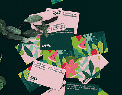 U Zbója - Rebranding concept
