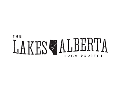 The Lakes of Alberta Logo Project