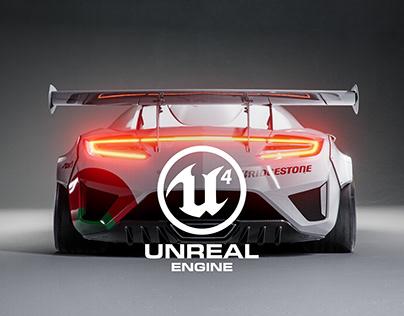 Liberty Walk GT - Unreal Engine 4 RTX