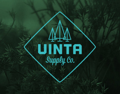 Uinta Supply Co. – Branding, Packaging, Clothing.