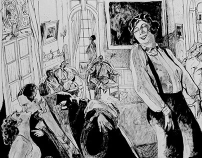 """Mikhail Bulgakov """"Zoyka's apartment"""""""