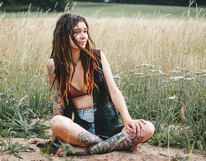 Tattoo Artist Portrait 2018