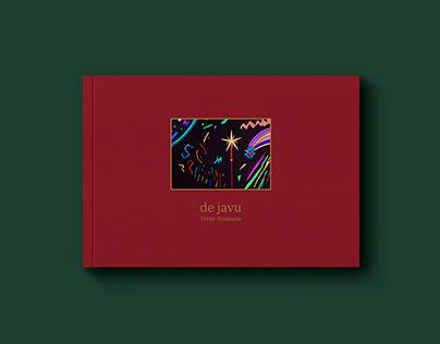 Concept and illustrations for 'De javu' book