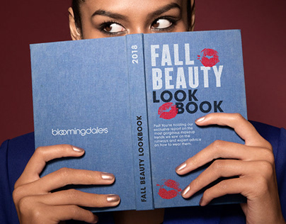 Fall Beauty Secrets, Bloomingdale's Lookbook
