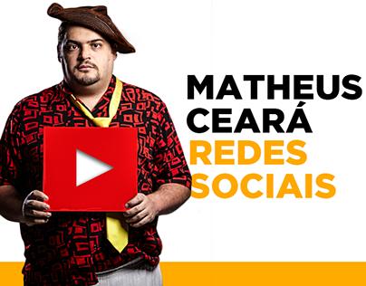 Redes sociais - Matheus Ceará Imagine - S+ Digital