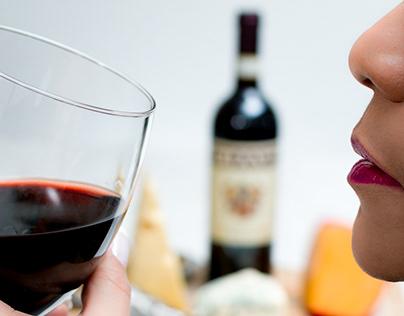 Degustação de Vinhos - Momentos de Satisfação