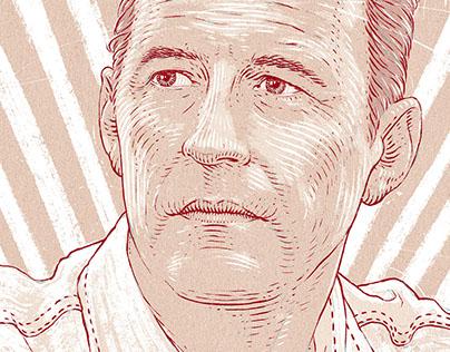 Portraits for Smithsonian Magazine